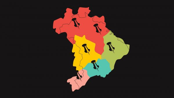 Live Alright for Brands mídia regionalizada
