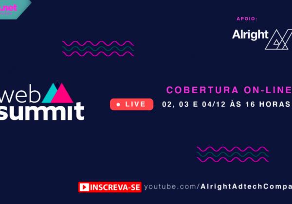 Cobertura Web Summit 2020 | Alright + Coletiva.net