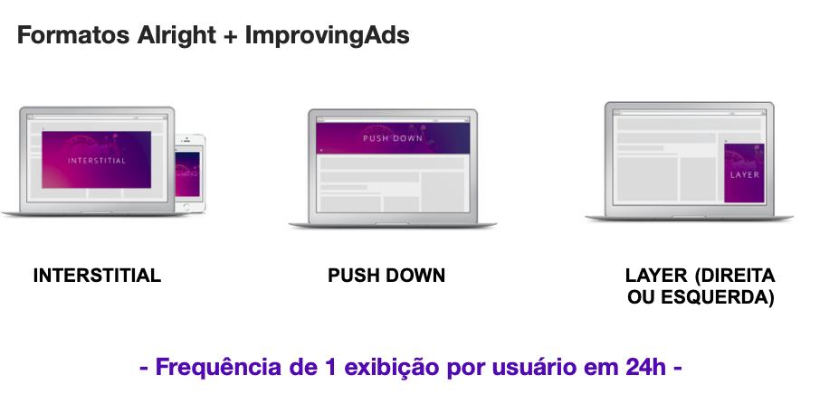 Formatos ImprovingAds