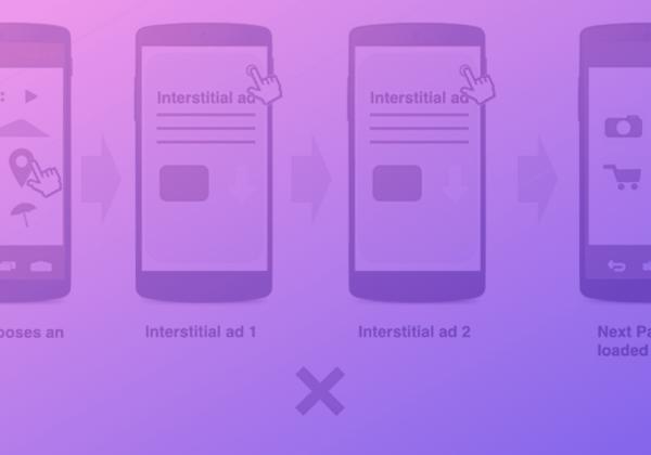 Anúncios intersticiais: novo formato do Google beneficia anunciantes, publishers e usuários