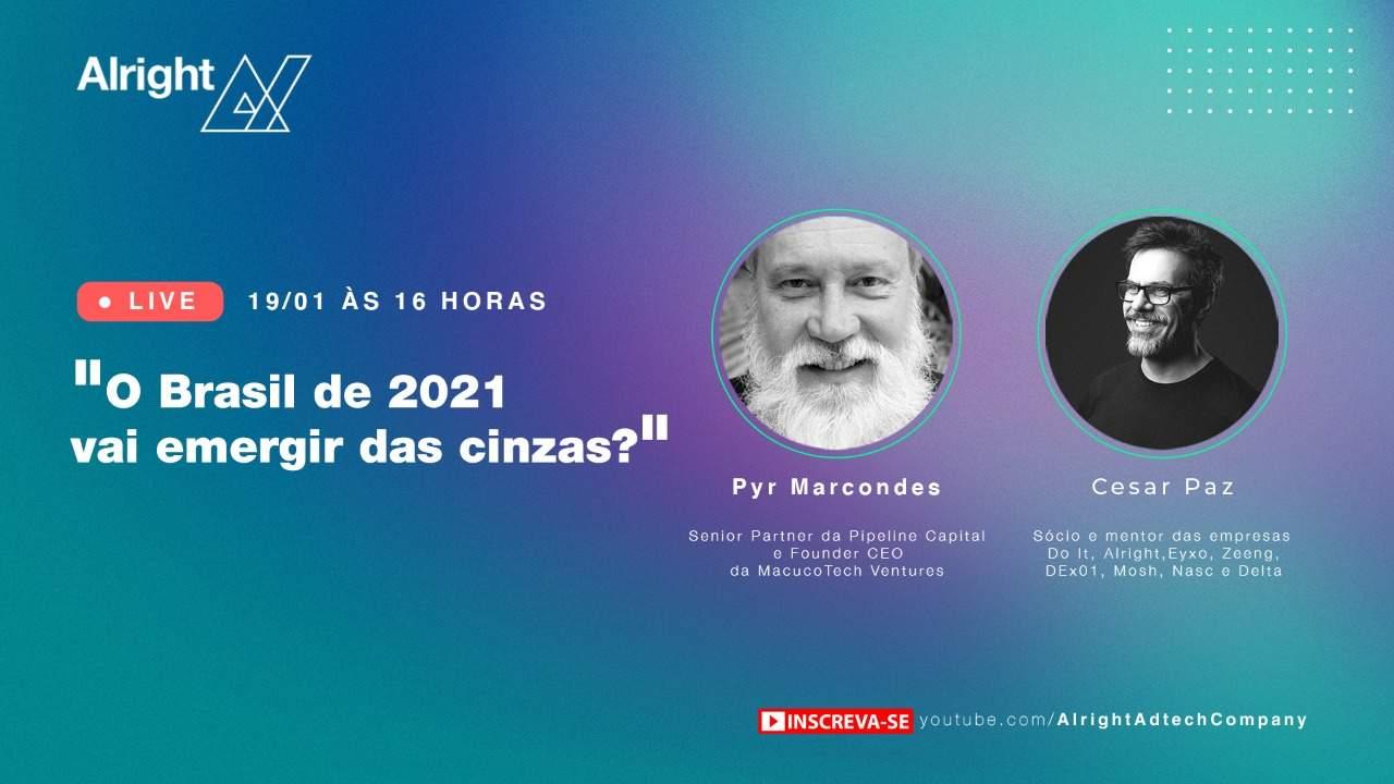 Live Alright: Perspectivas de mercado em 2021