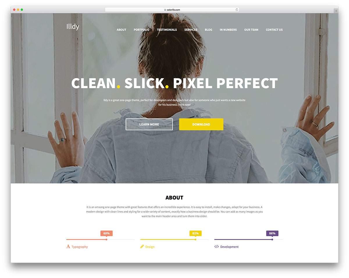 web design fontes grandes