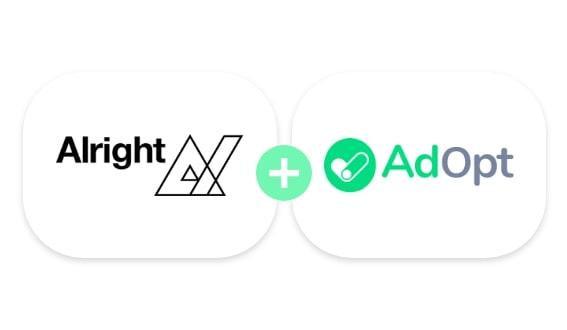 parceria alright e adopt lgpd