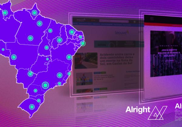 Live Alright AdTech | Lançamento de estudo sobre o crescimento do interior do Brasil